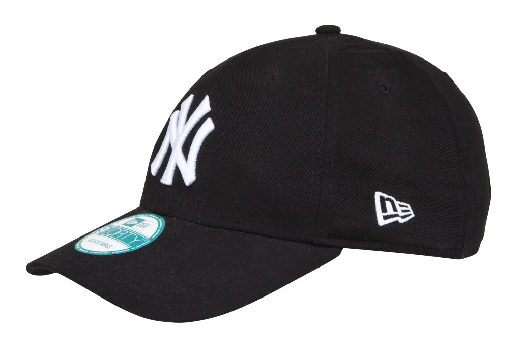 New Era 9forty Leag Basic NY Yankees lippis Musta af7d65579f