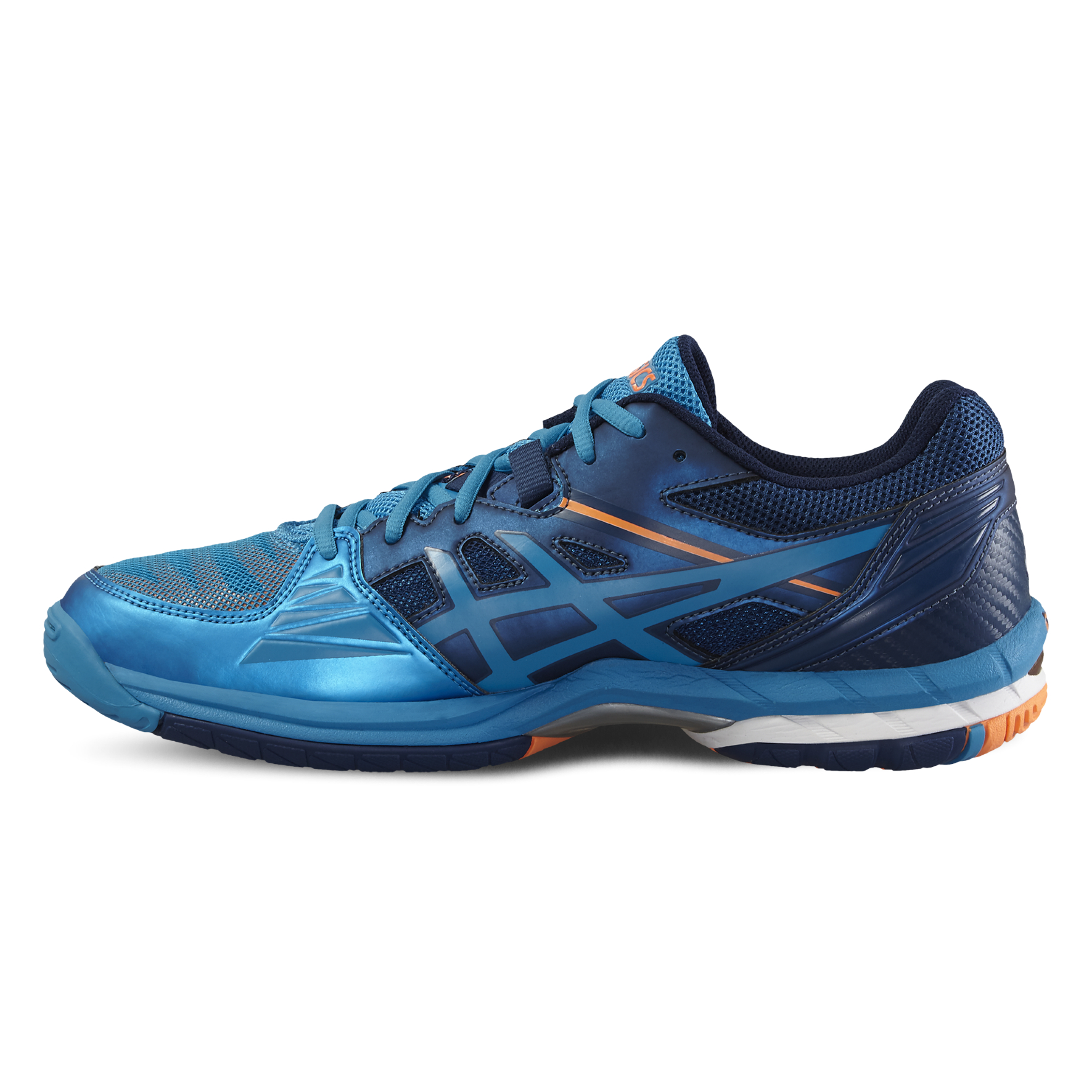 asics gel volley elite 3 damen blau