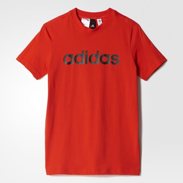 adidas Essentials Linear Tee Jr