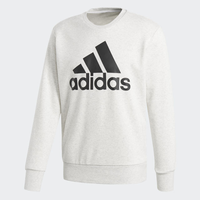 adidas Essential Big Logo Crew M