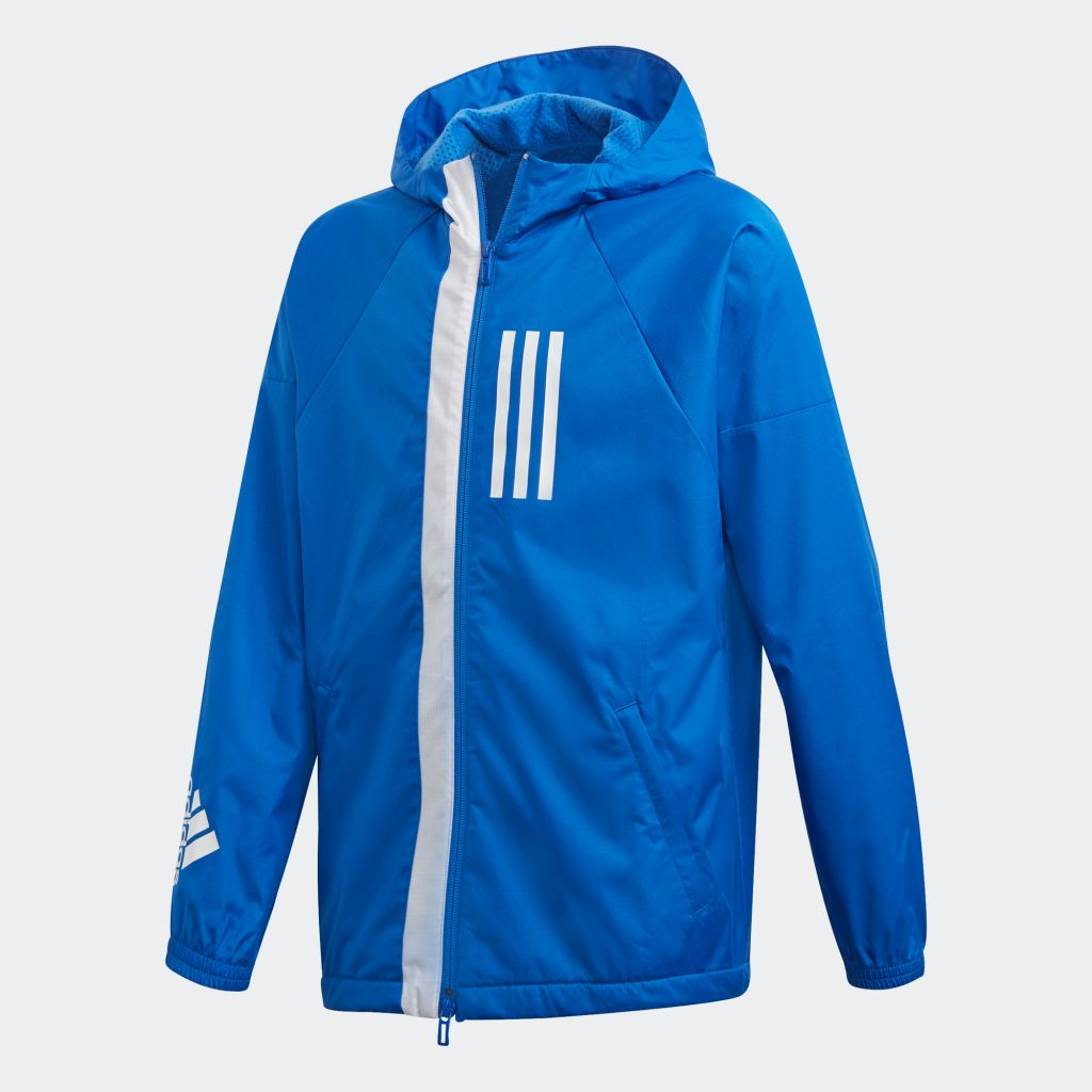 adidas YB ID Wind Jacket JR - Tuulitakki - Intersport 301eecdc88