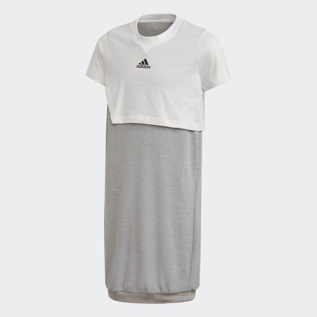 adidas ID 3-strpes Dress JR