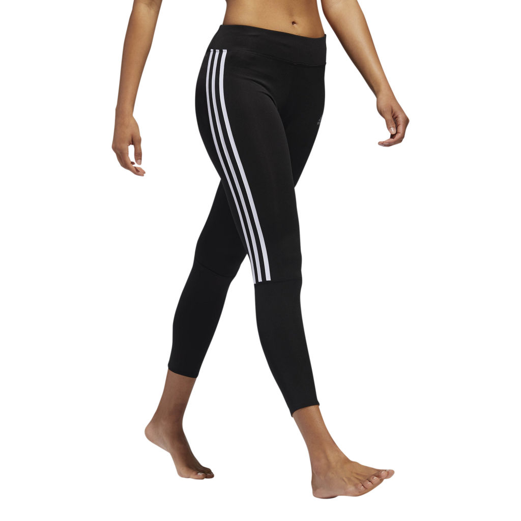 adidas Running 3-Stripes Tights W - Naisten 7 8 trikoot - Intersport a76485a4db6