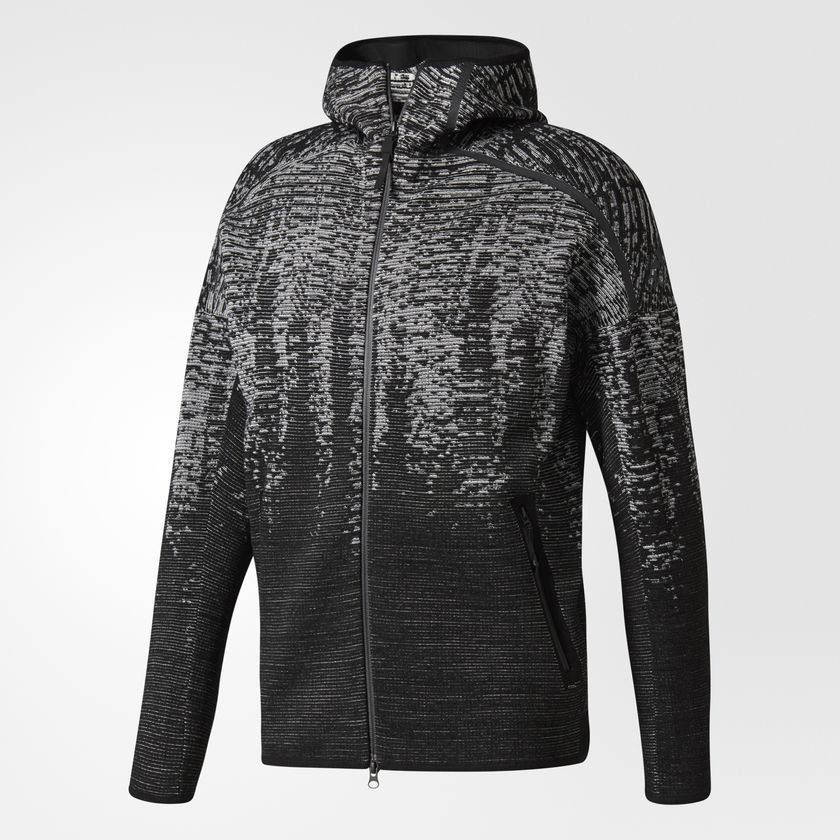 adidas ZNE Pulse Knit Hoodie