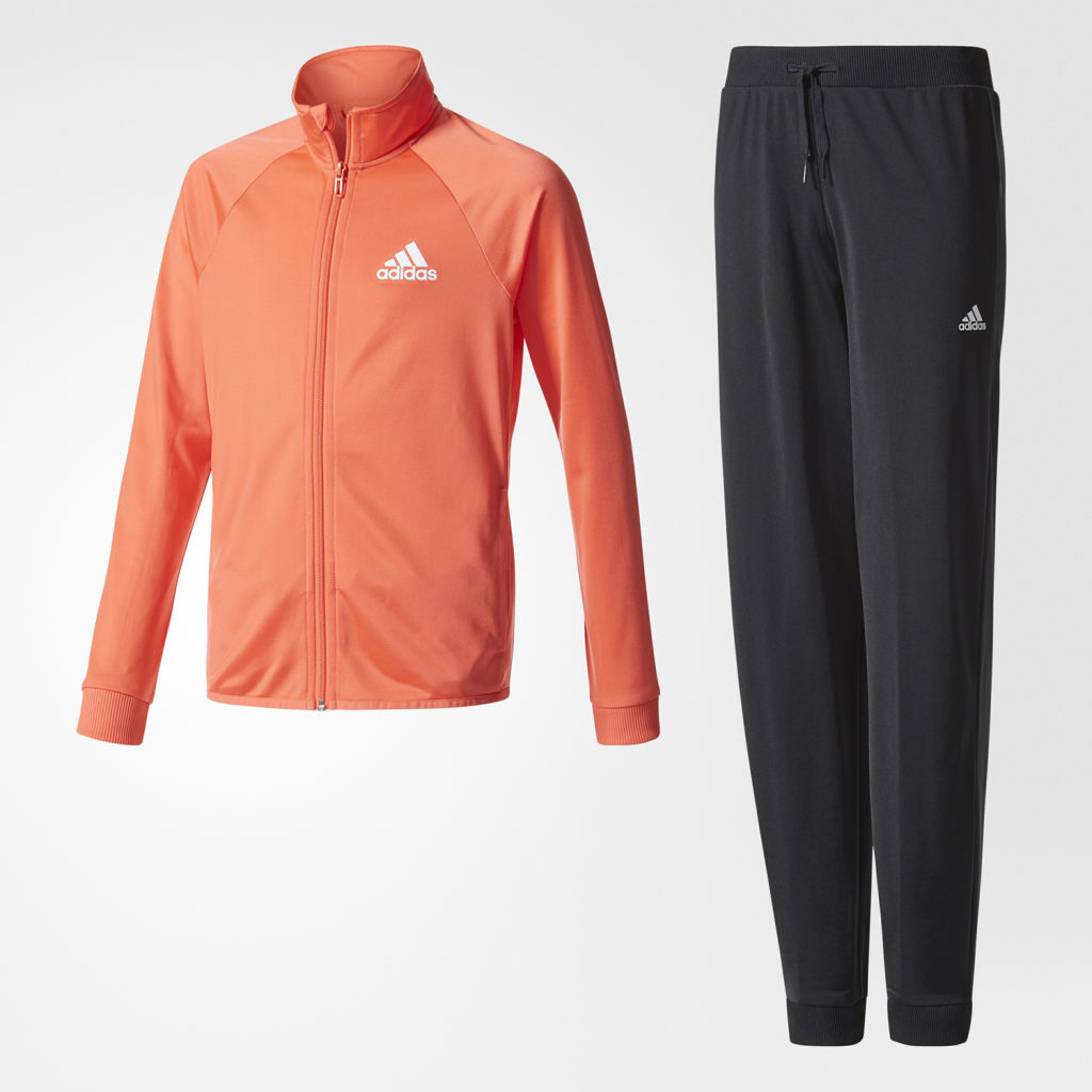 adidas Separates Entry Track Suit Jr