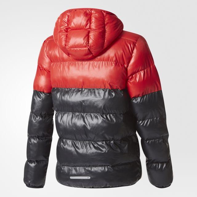 adidas Sythenic Down BTS Jacket JR - Poikien vanutakki - Intersport e6868ff8e6