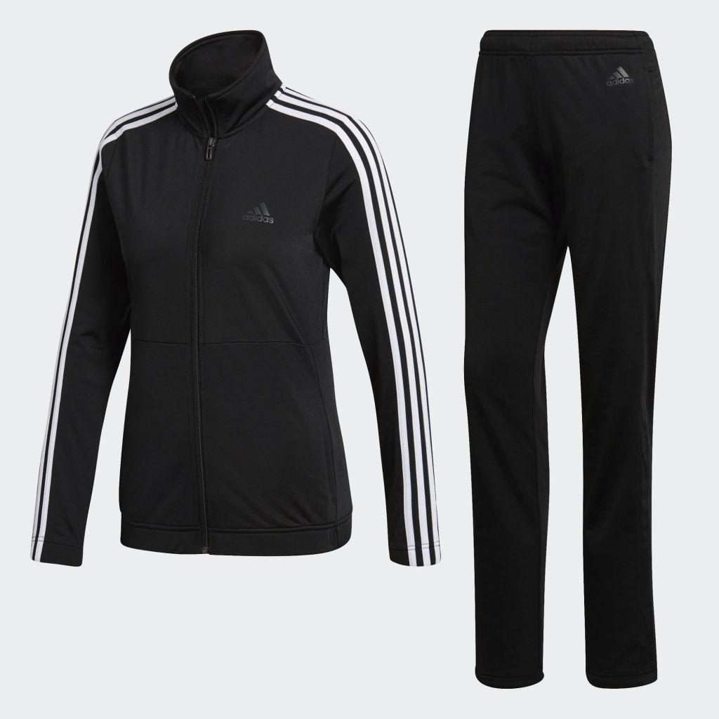 adidas Back 2 Basics Track Suit W - Naisten verkkaripuku - Intersport fde05c6f18