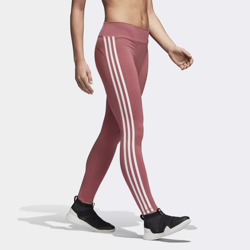 adidas Believe This 3stripes Tights W - Naisten 7 8 trikoot - Intersport e3154d79918