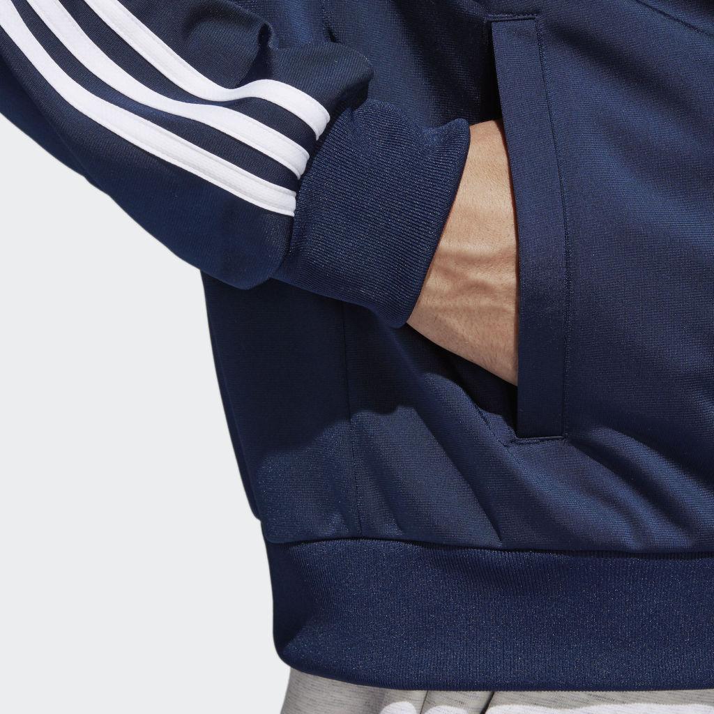 adidas Essential 3Stripe Jacket M - Miesten verkkaritakki - Intersport 9e860c2fed
