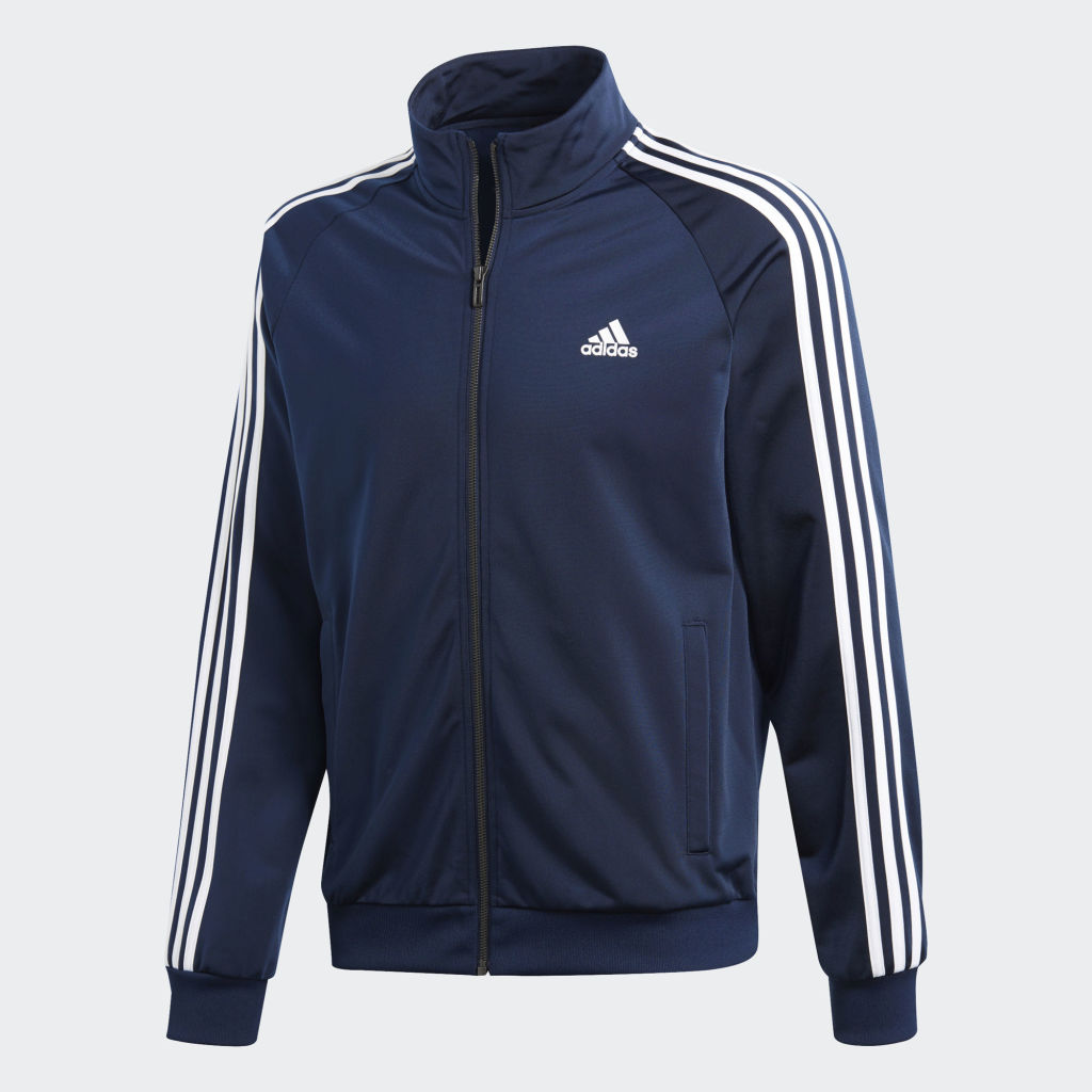 adidas Essential 3Stripe Jacket M
