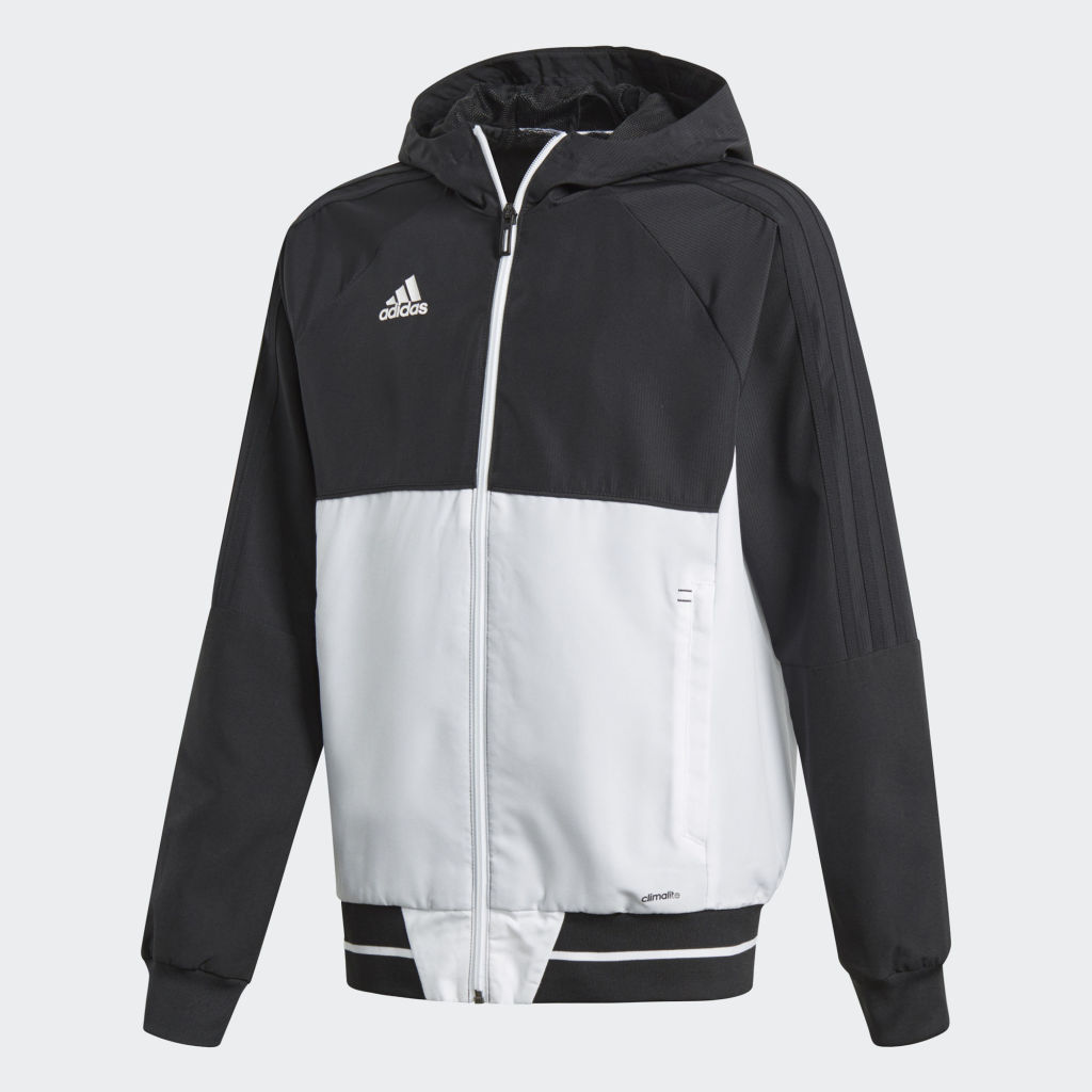 adidas Tiro 17 Presentation Jacket Jr