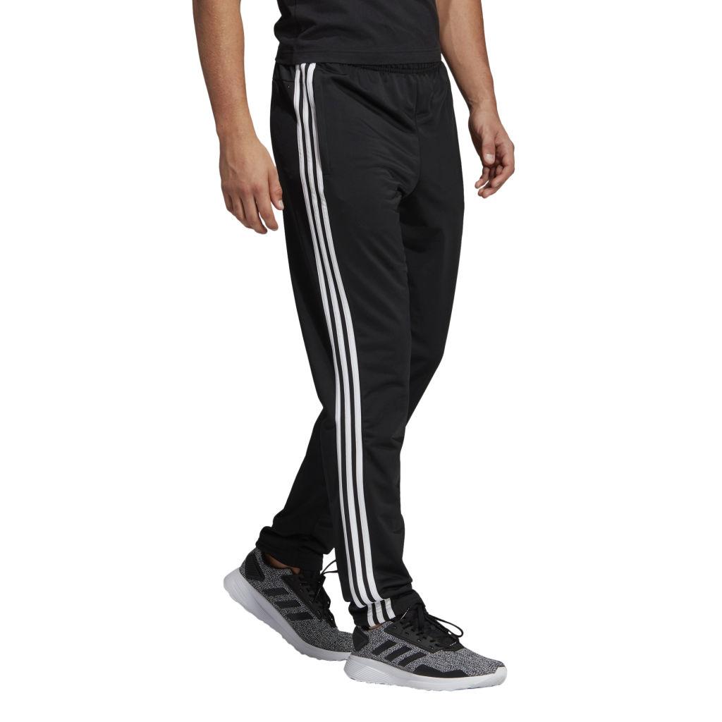 adidas Essentials 3 Stripes Tapered Pant - Miesten verkkarihousut ... 86ee4beb2b