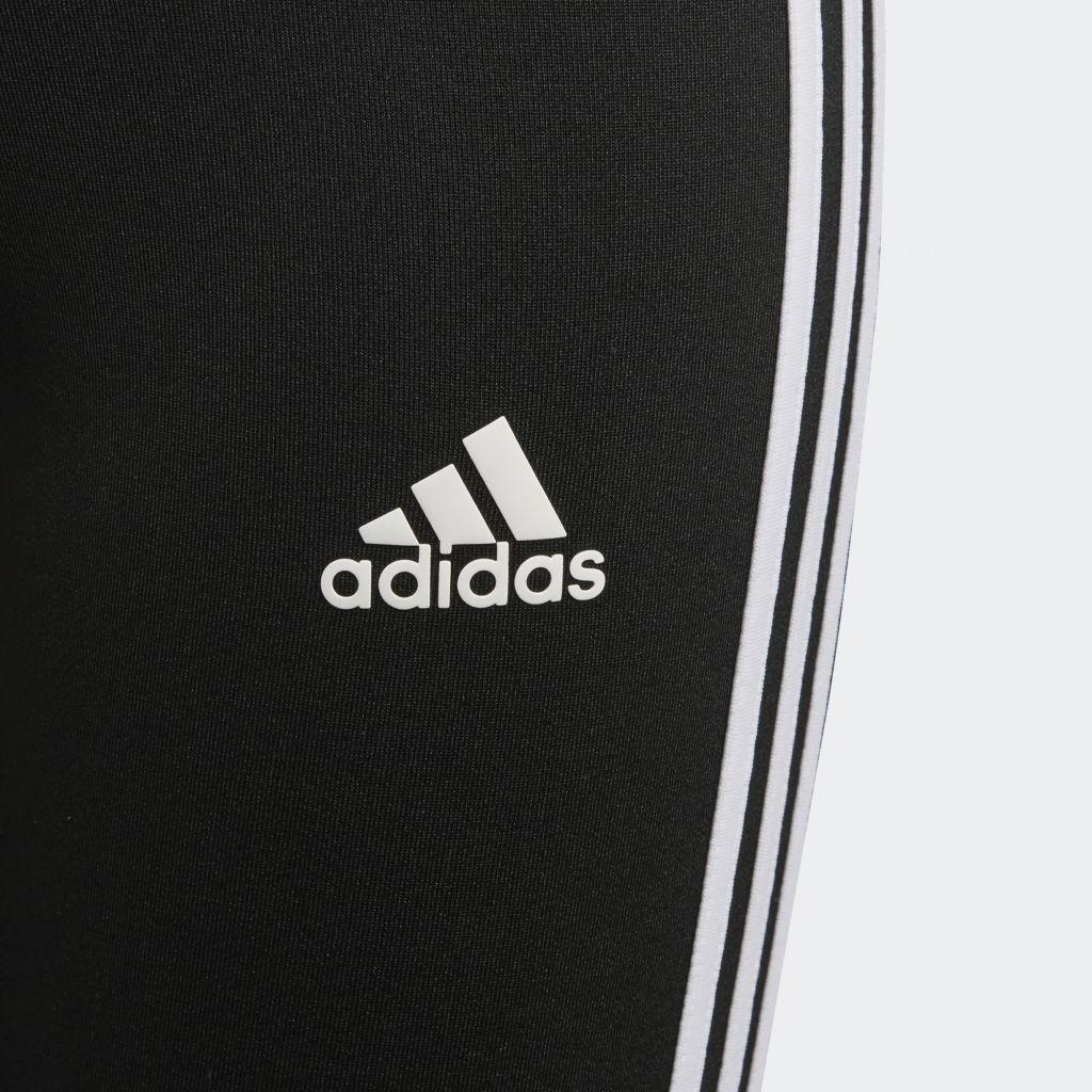 adidas Training Equipment 3-stripes Tights JR - Tyttöjen pitkät ... 213e86735b