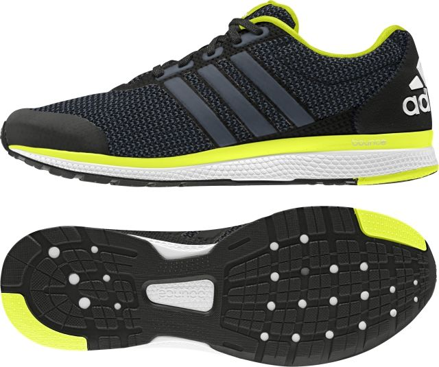 adidas Lightster Bounce M - Juoksukengät - Intersport
