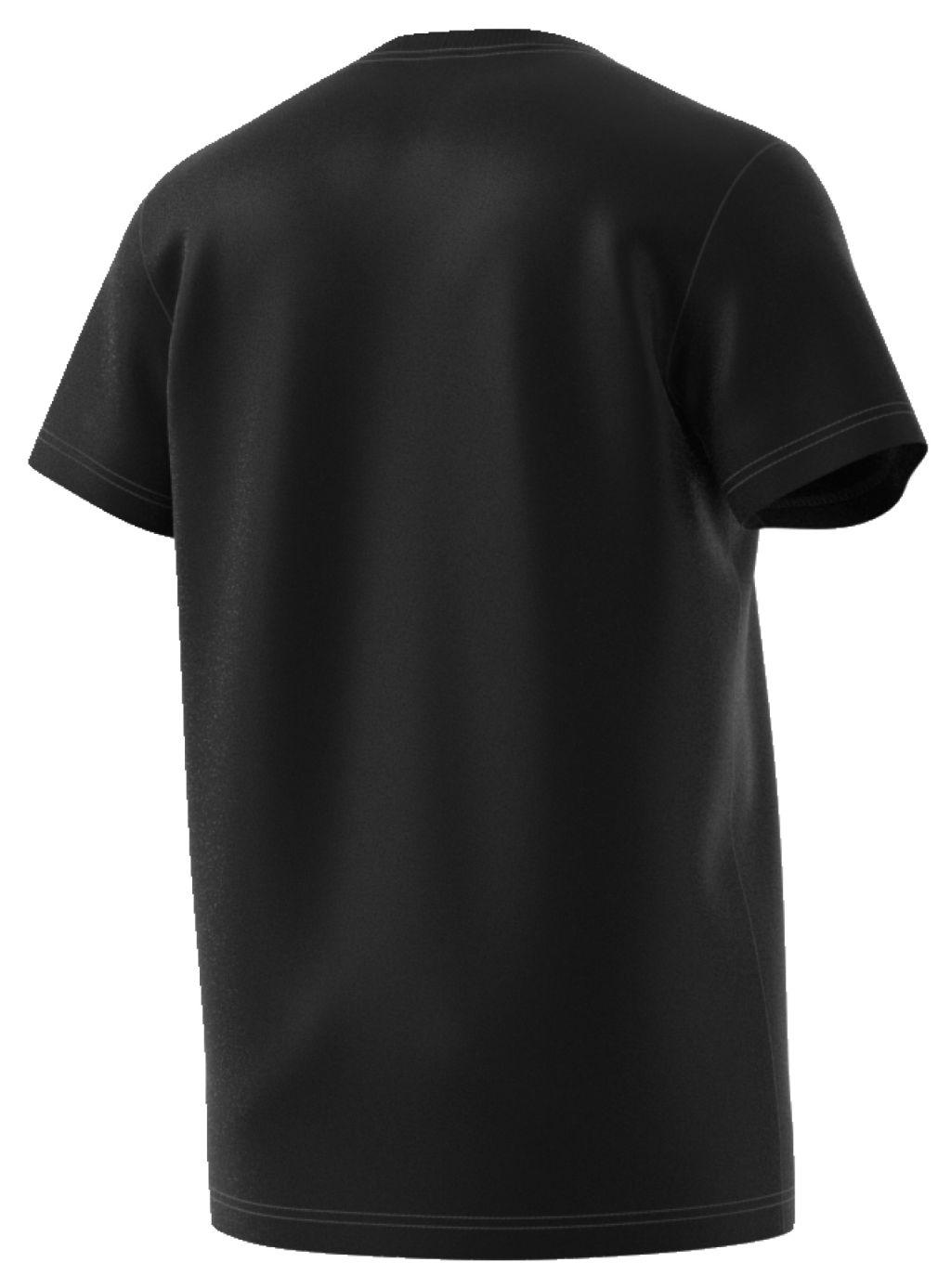 Adidas Athletic Vibe miesten t-paita Musta 946bc6542f