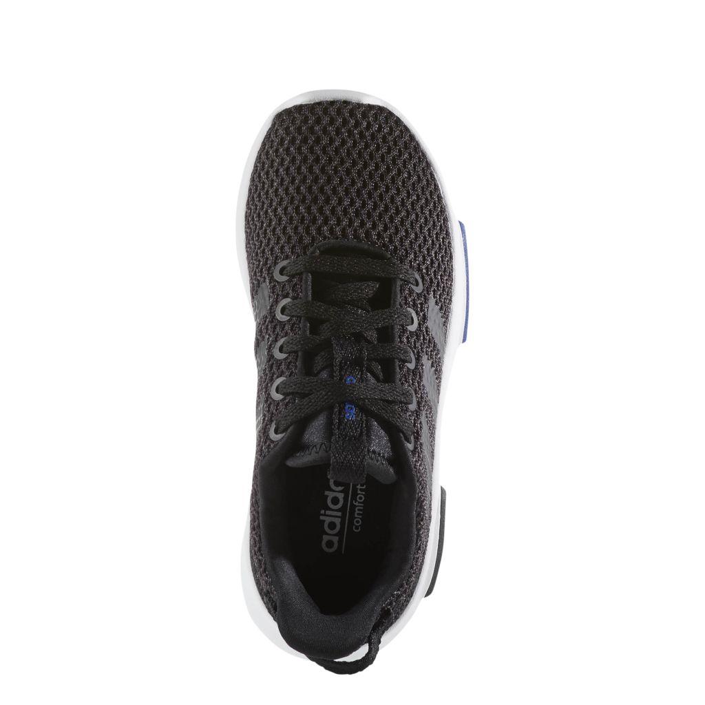 Adidas Cloadfoam Racer TR lasten tennarit Musta fd57923866