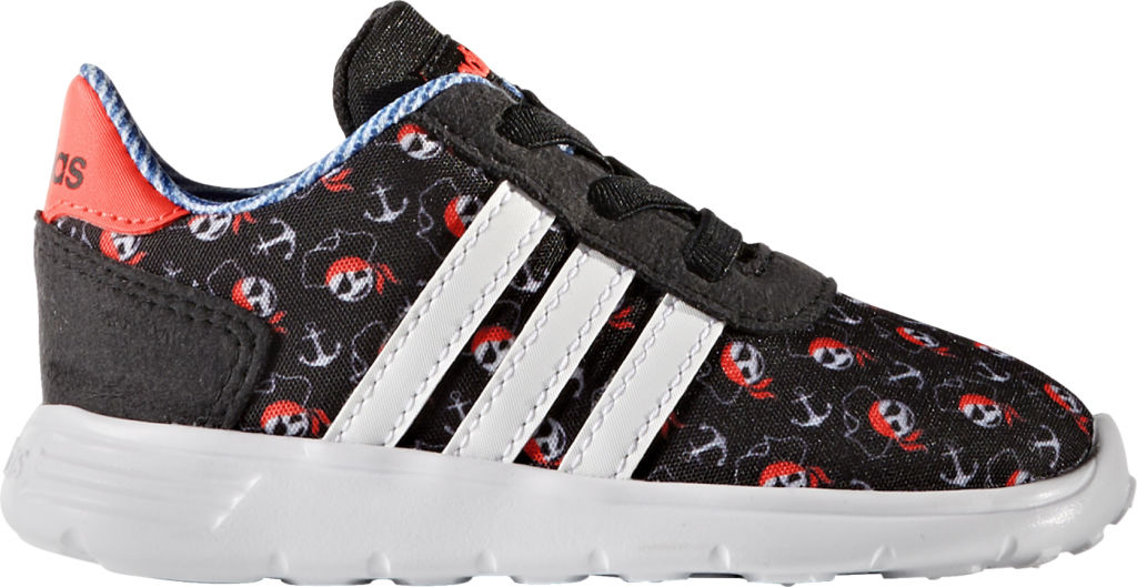 Adidas Lite Racer Inf pienten lasten tennarit Musta dafaa19bf9