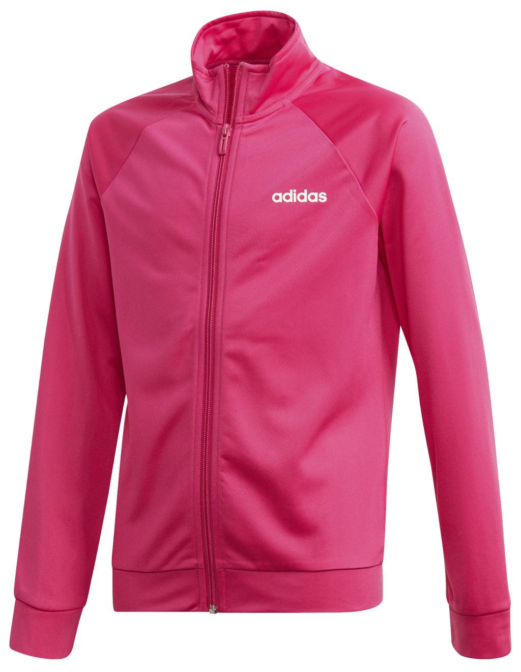 Adidas Yg Entry tyttöjen verryttelypuku Pinkki f0d444316c