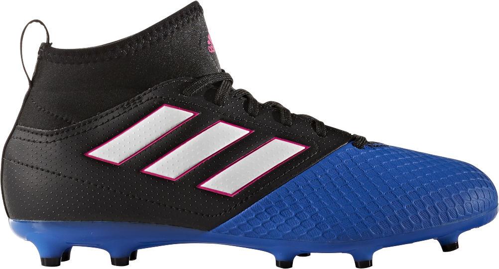 Adidas Ace 17.3 FG lasten jalkapallokengät Musta b4e945c1a2