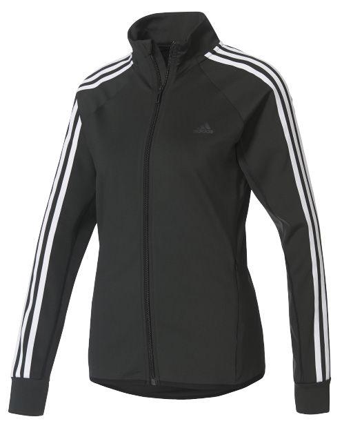 Adidas D2M Tracktop naisten tekninen takki Musta 189b127c01