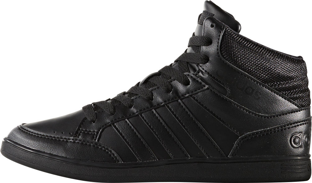 Adidas Hoops Mid lasten tennarit Musta b687bc7b6a