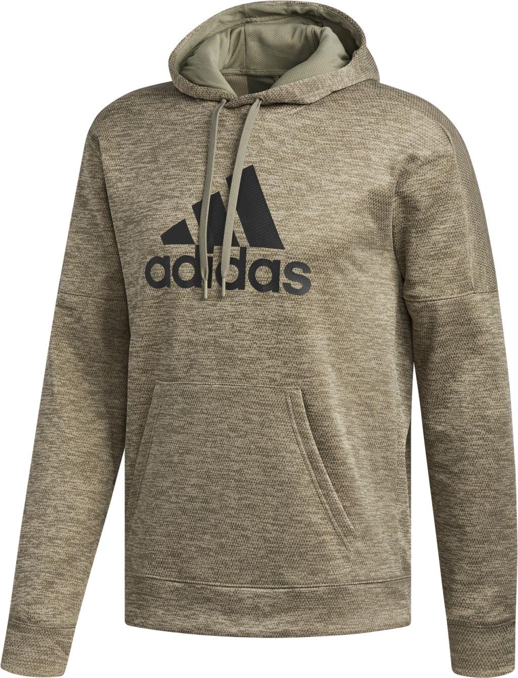 Adidas Ti Flc Poh Logo miesten huppari Harmaa cbcdce9031