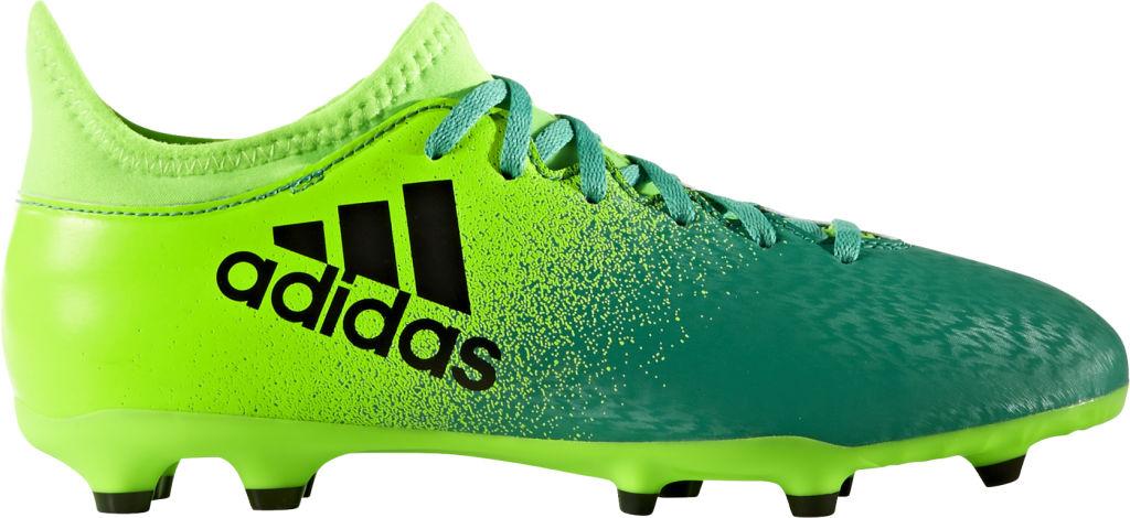 best website 715a3 73504 Adidas X 16.3 Fg Jr lasten jalkapallokengät