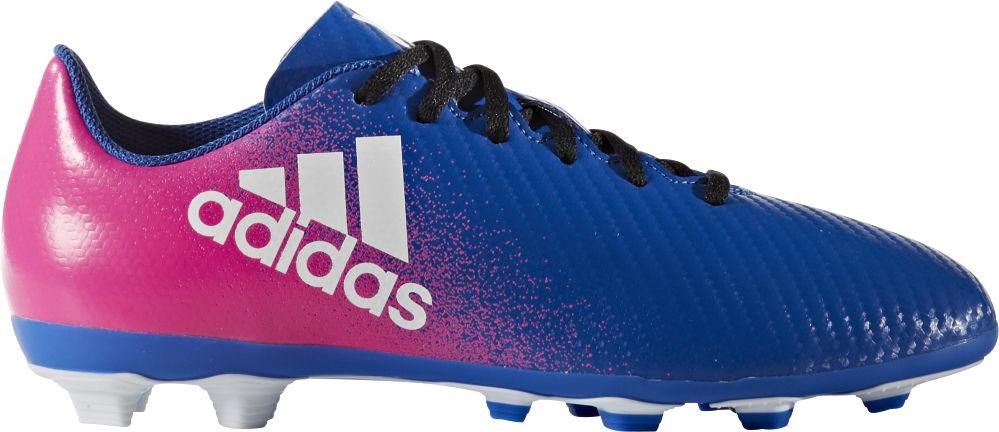 Adidas X 16.4 FxG lasten jalkapallokengät Sininen 5be998dff1