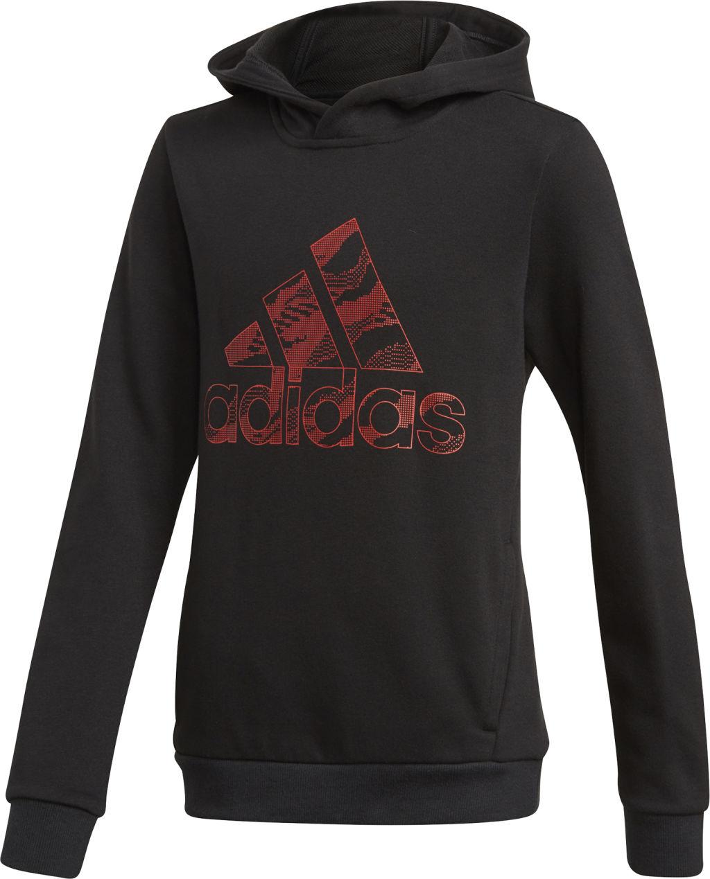 Adidas Yb Cp poikien huppari Musta 8dff07db4e