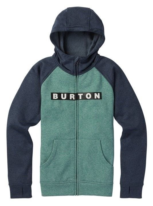 Burton Boys Oak Full-Zip Fleece Jr