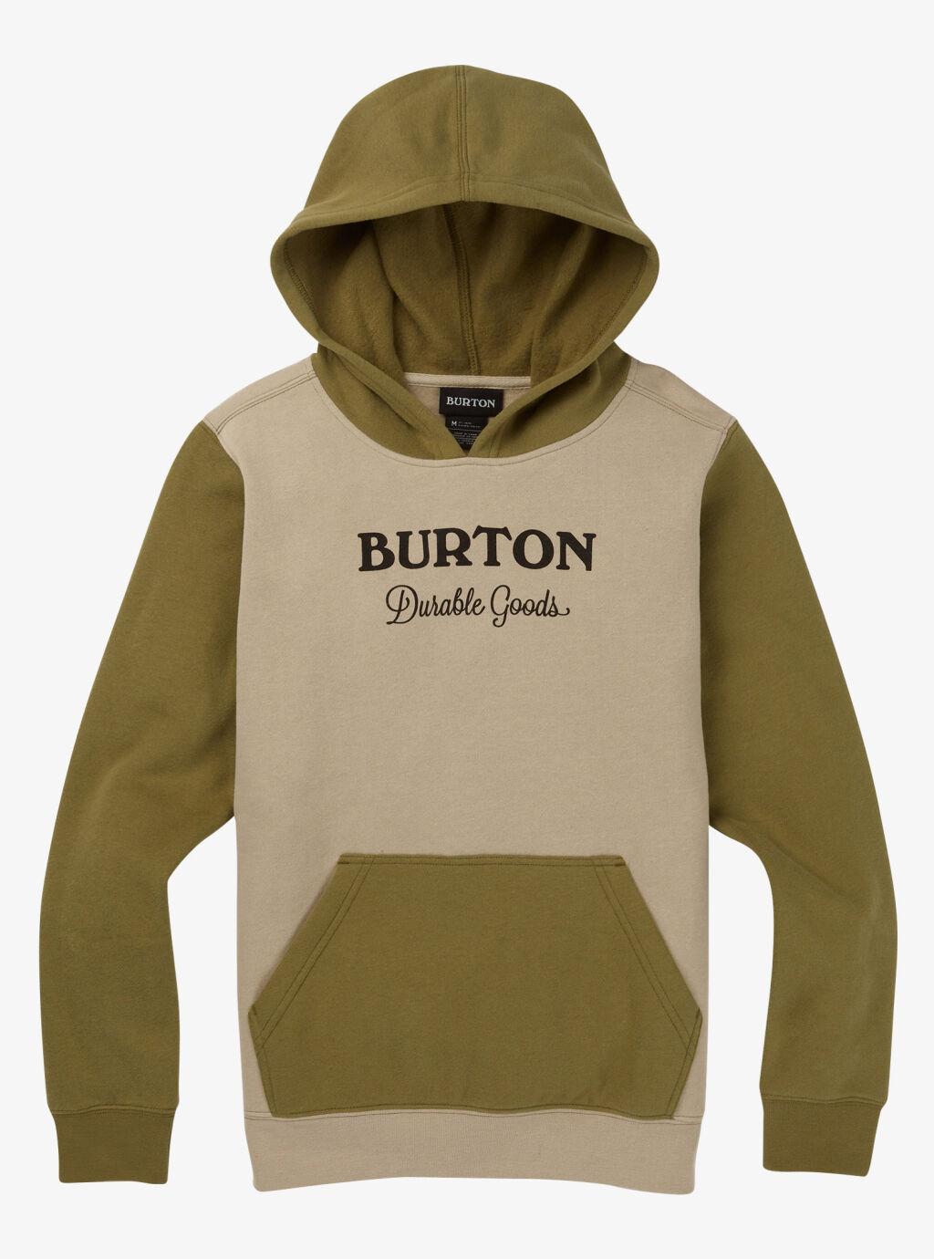 viralliset kuvat halvempaa kohtuullinen hinta Burton Boys' Logo Vertical Pullover Hoodie - Huppari   Intersport