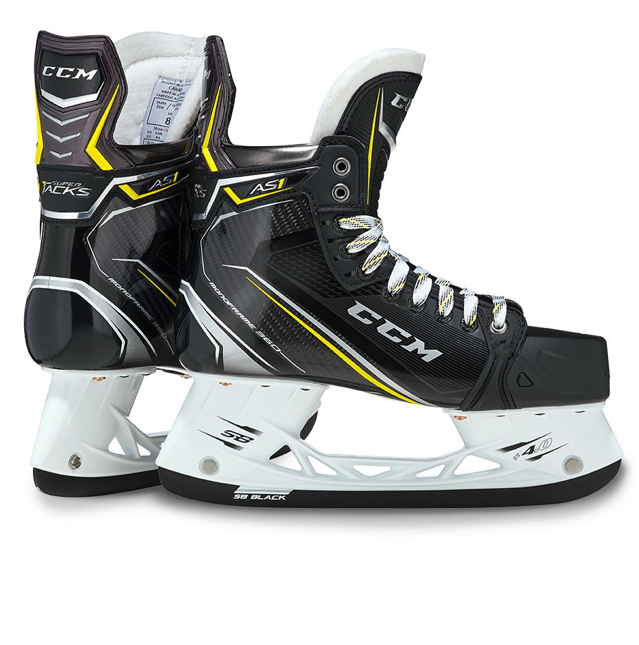 CCM Super Tacks AS1 Sr EE luistin.