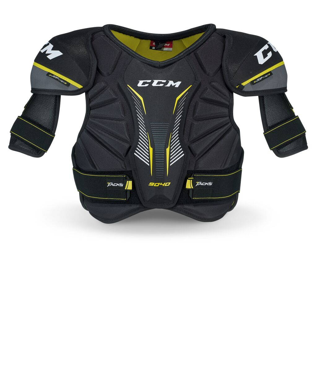 CCM Tacks 9040 SP Jr hartiasuojat