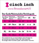 Cinch Inch Fitness Corset W