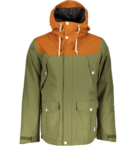 Colour Wear Charge Jacket