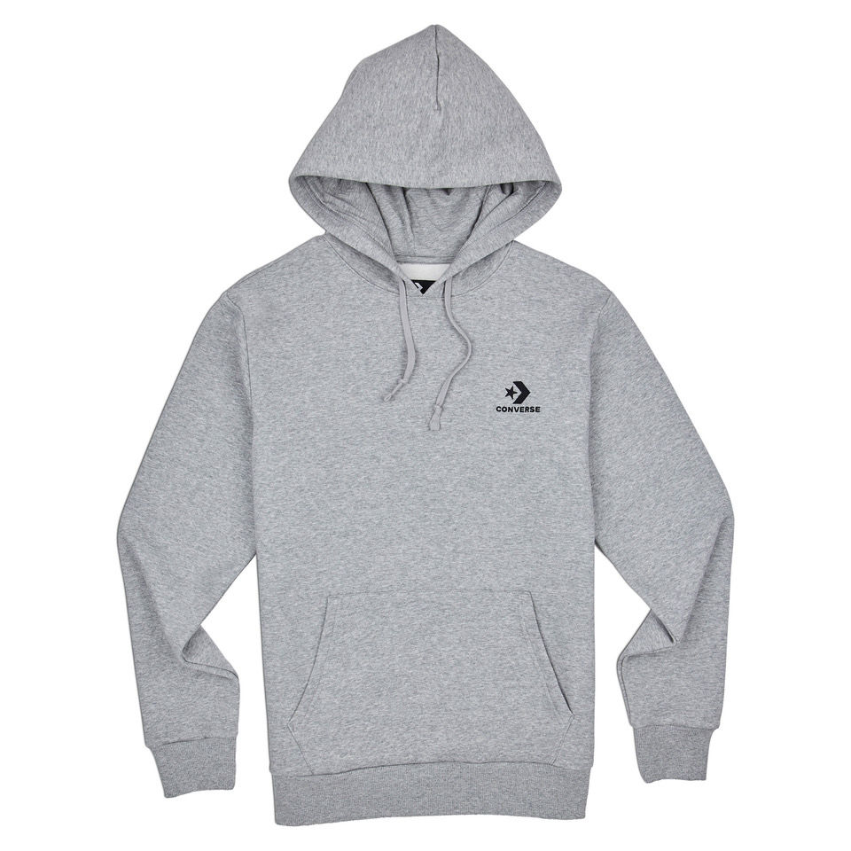 Converse Star Chevron Pullover Hoodie