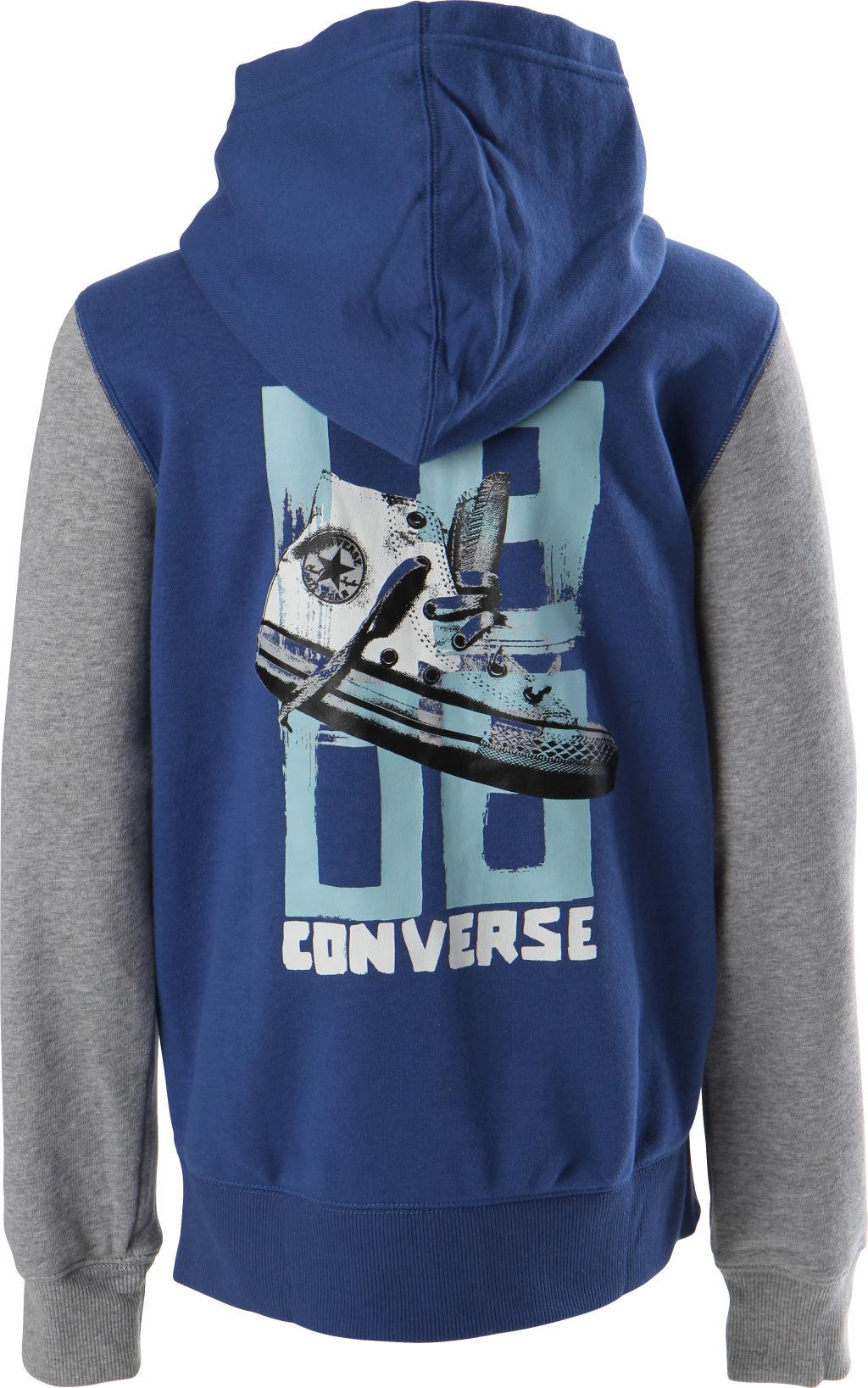 Converse Converse Punk Roadtrip lasten huppari Harmaa cfe9639568