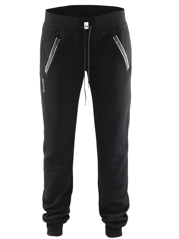 88b3c131 Craft In-The-Zone Sweatpants W naisten collegehousut Musta