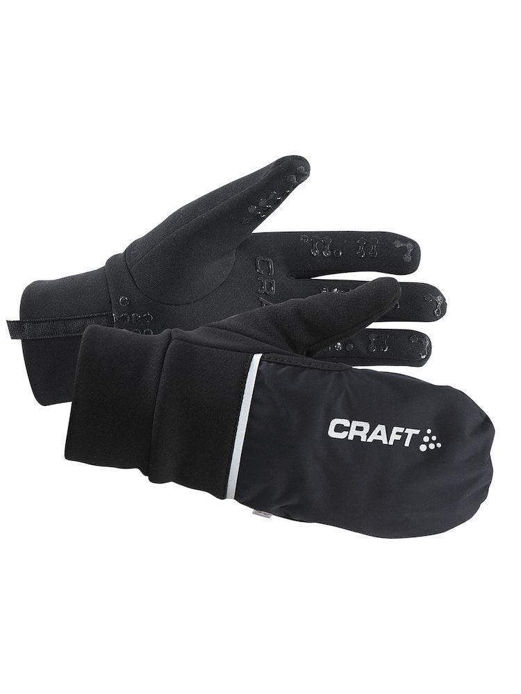 Craft Hybrid Weather Glove aikuisten hanskat Musta bdac2f70f4