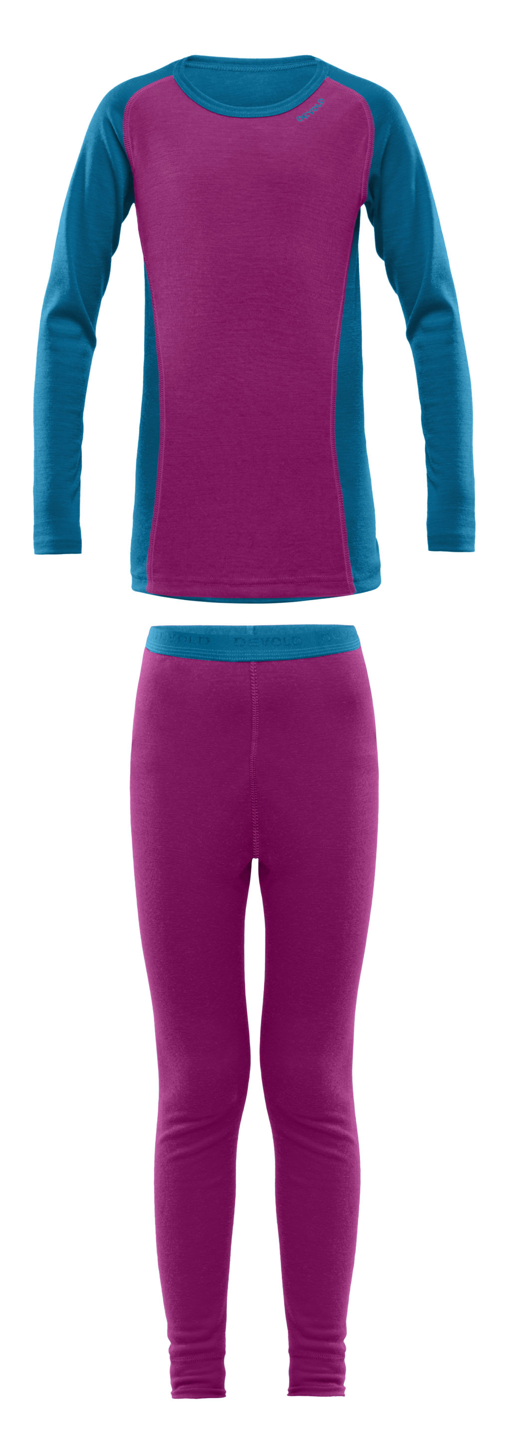 Devold Multisport Set Jr