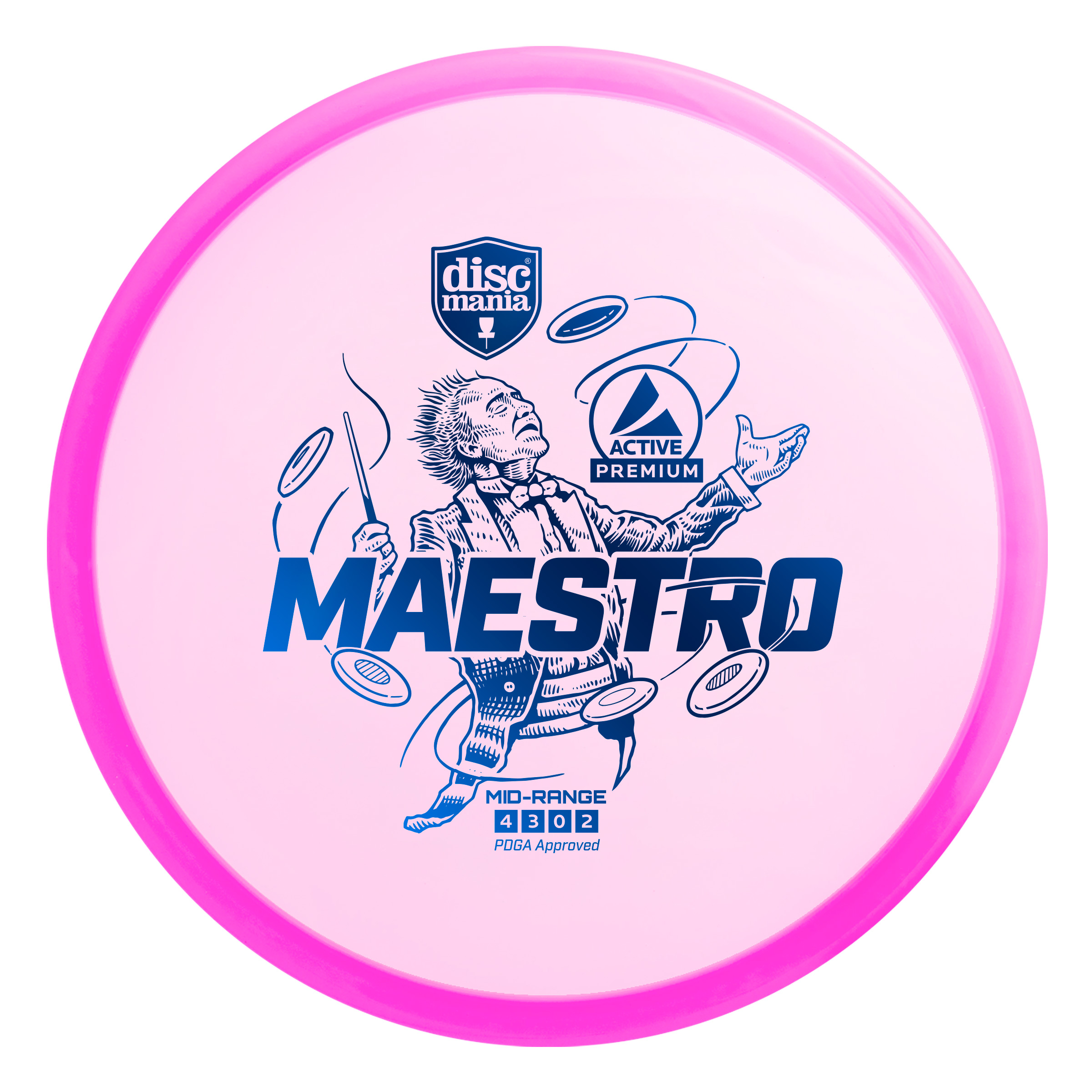 Frisbeegolf heittoalusta 100x100cm Prodigy Disc miniheittoalusta