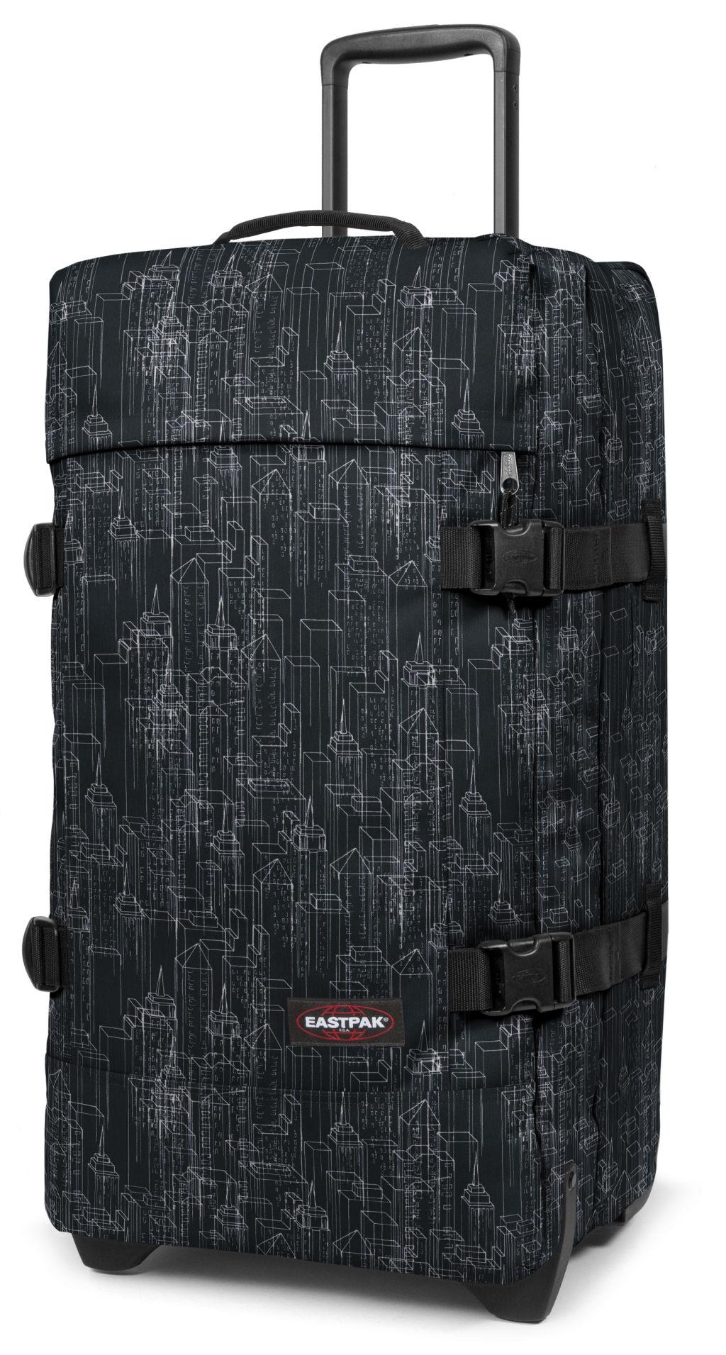 Longchamp Laukku Koko M : Eastpak transfer m laukku musta