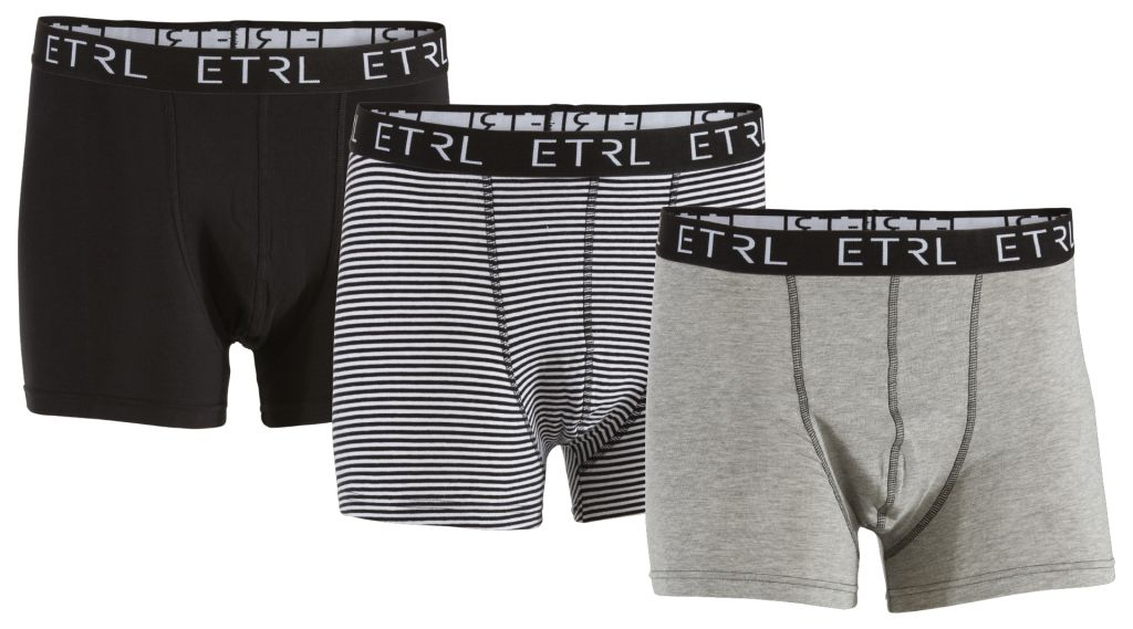 Etirel Basic Boxer M 3-pack