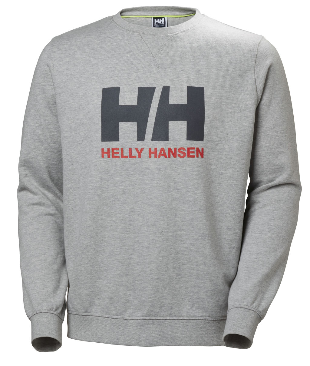 Helly Hansen Logo Crew Sweat M