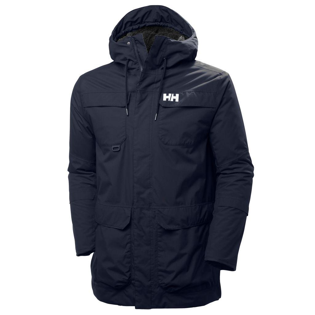 ainutlaatuinen muotoilu halvin hinta ostaa uusia Helly Hansen Galway Parka Jacket M - Miesten parkatakki   Intersport