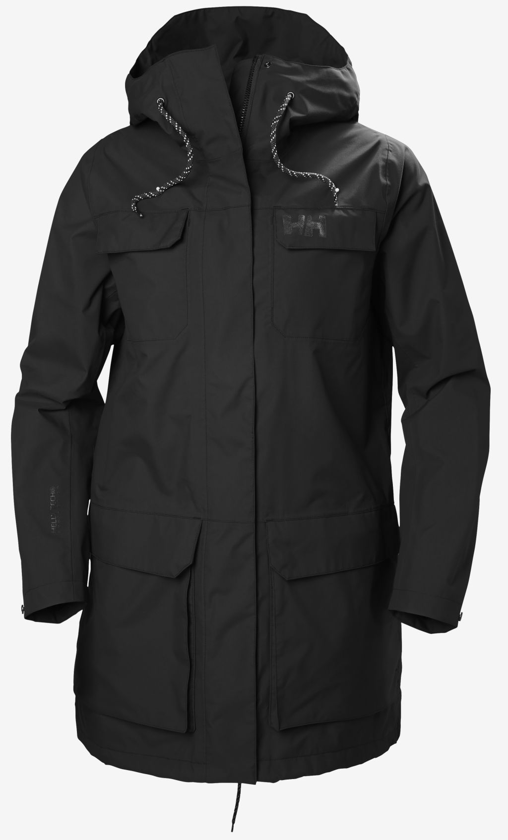Helly Hansen Captains Parka Jacket W