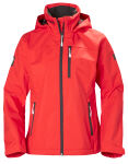 Helly Hansen Crew Hooded Jacket W