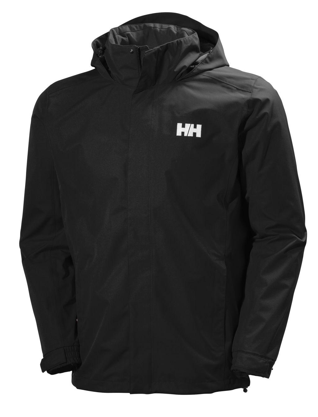 Helly Hansen Dubliner Jacket miesten ulkoilutakki Musta fbf2aeb91a