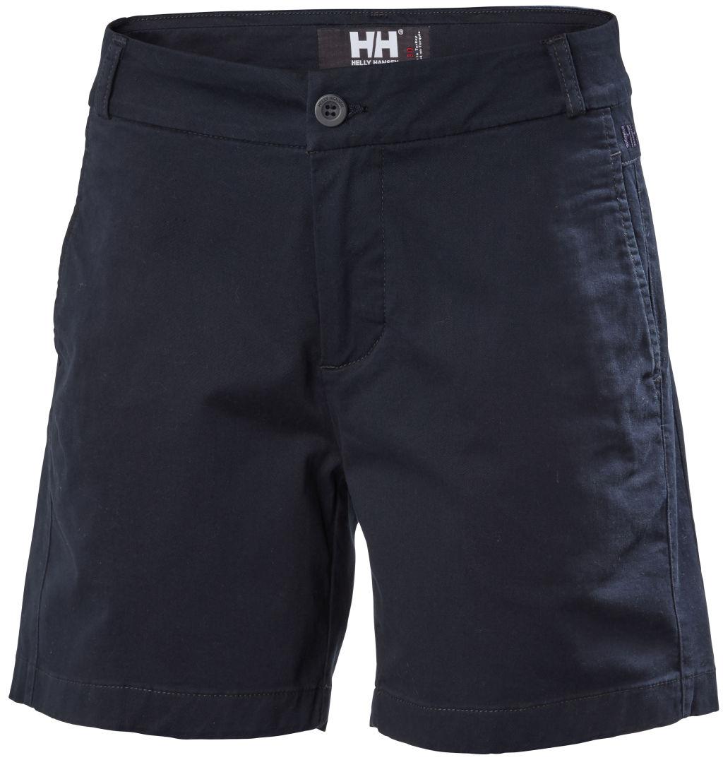 Helly Hansen Crew naisten shortsit Tummansininen e42ecf8bc9