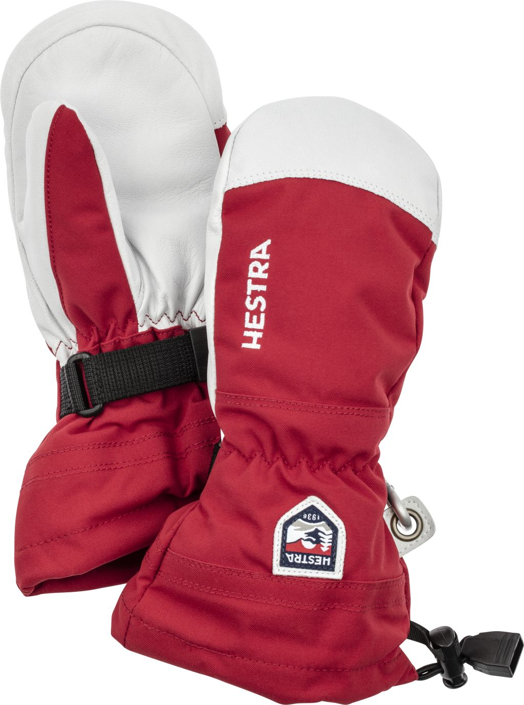 Hestra Army Leather Heli Ski Mitt Jr